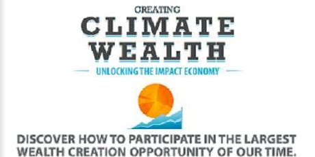 Solar, Strokes, & Social Security--Creating Climate Wealth tickets