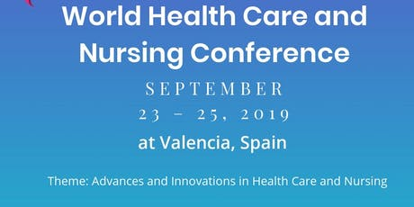 World Healthcare and Nursing Conference tickets