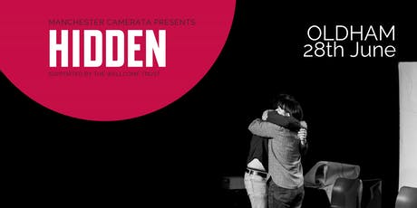 Hidden by Louise Wallwein (Dementia Voices Project) - Oldham tickets