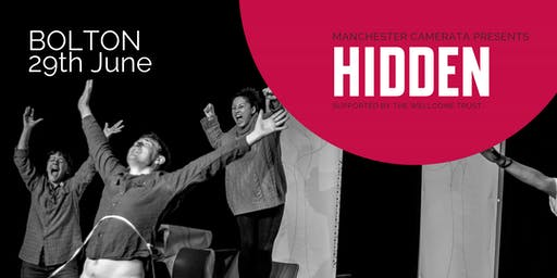 Hidden by Louise Wallwein (Dementia Voices Project) - Bolton