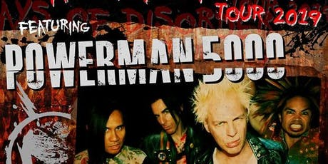 Powerman5000 with (hed)p.e. & Adema - A 175 Concert Experience! tickets