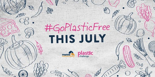 Scotland Plastic Free Challenge launch 2019