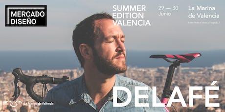 Delafé en concierto La Marina de Valencia entradas
