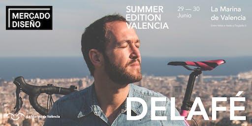 Delafé en concierto La Marina de Valencia