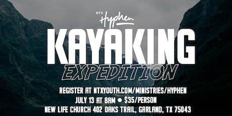 NTX Hyphen Kayaking Trip 2019 tickets