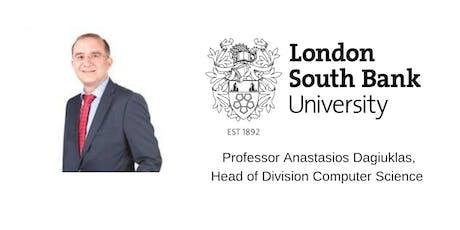 LSBU Inaugural Lecture - Professor Anastasios Dagiuklas tickets