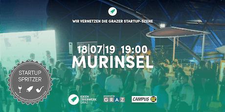 Startup Spritzer #56: Murinsel Special Tickets