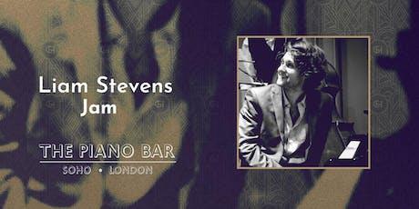 Liam Stevens Jam tickets
