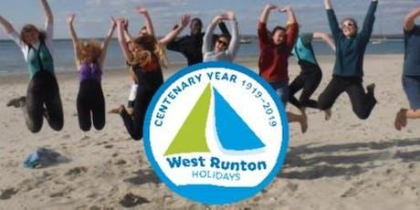 West Runton Holidays -  Centenary Thanksgiving and Celebration tickets