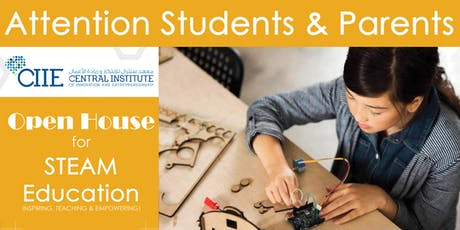 Open House for STEAM Education | 13 to 17 years Students  - Dubai tickets