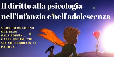 Il Diritto alla Psicologia nell'Infanzia e nell'Adolescenza