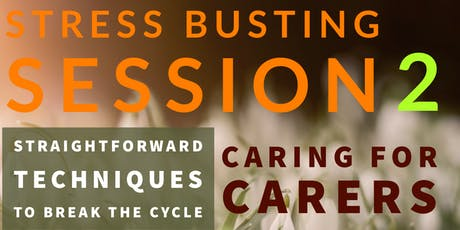 THURROCK - STRESS BUSTING SESSION 2 tickets