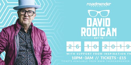 "David ""Ram Jam"" Rodigan  tickets"