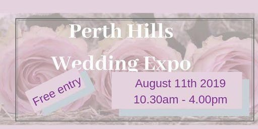 Perth Hills Wedding Expo