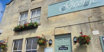Bradford on Avon Business Breakfast July 2019 at The George at Woolley