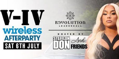 "SteffLonDon's ""V-IV""  Festival Afterparty! tickets"