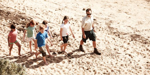 Junior Rangers Beach Treasure Hunt - Mushroom Reef Marine Sanctuary