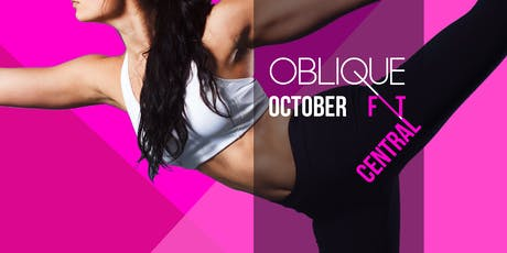 Oblique FIT Central - October tickets