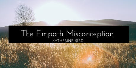 The Empath Misconception tickets