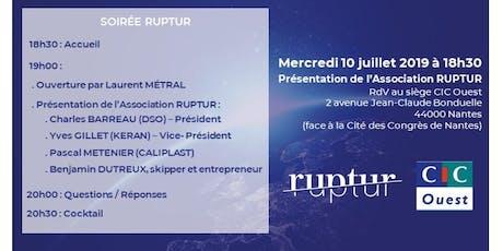 RUPTUR se dévoile au CIC à Nantes billets