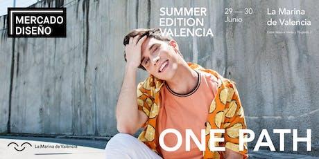 One Path en concierto La Marina de Valencia entradas