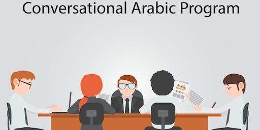 Conversational Arabic Workshops (Intermediate)