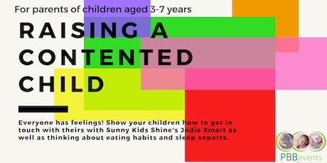 Raising a Contented Child tickets