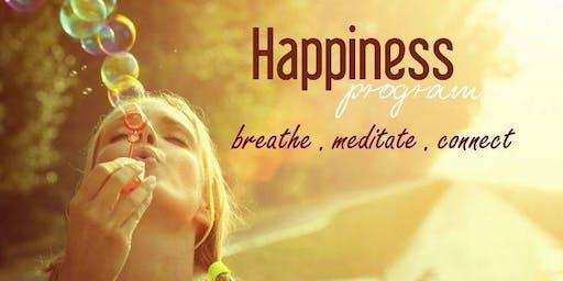 Umění dechu - Happiness program v Praze