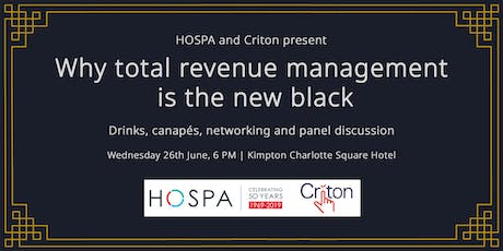 Scottish Networking Event for Hoteliers with Criton tickets
