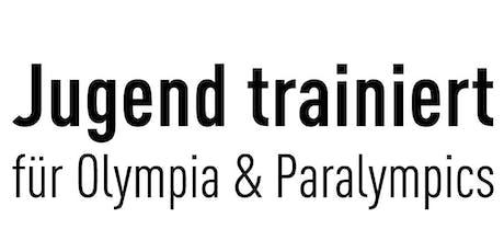 Freiwillige Helfer/innen gesucht: Jugend Trainiert - Herbstfinale Tickets