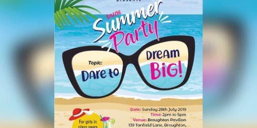 Dazzle Summer 2019 Event