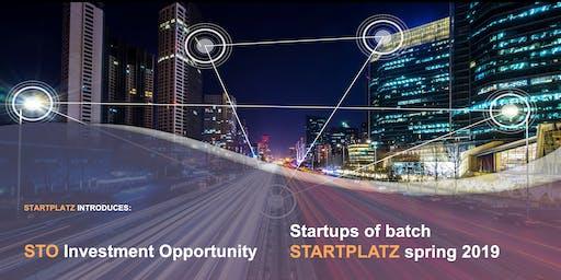 STO Demo Day: Digitale Venture Capital Finanzierung