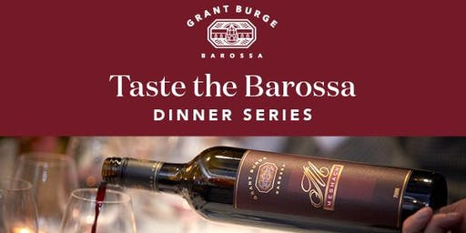 Grant Burge Taste the Barossa Dinner Series: Brisbane