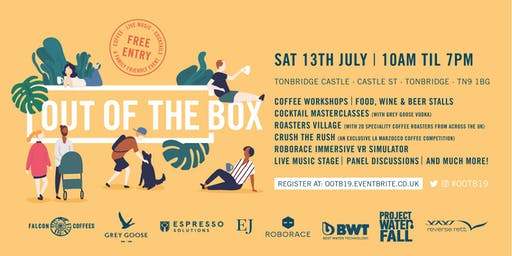 OUT OF THE BOX 2019