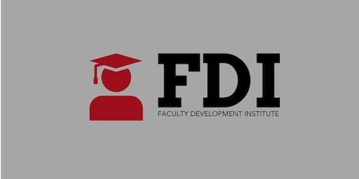 Faculty Development Institute - Summer 2019