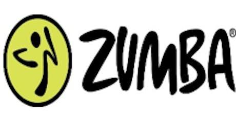 FREE ZUMBA LAUNCH CLASS tickets