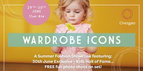 Wardrobe Icons tickets