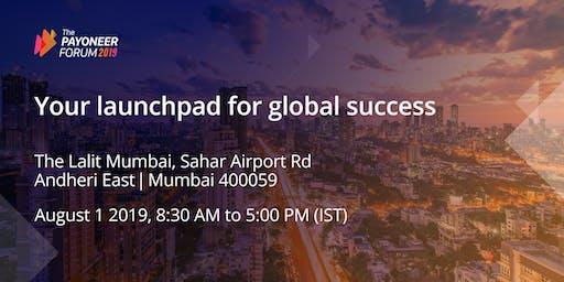 Payoneer Forum Mumbai: Your Launchpad for Global Success