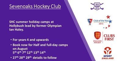 Sevenoaks Hockey Club Summer Camp - Please Use Other Link