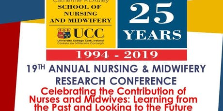 19TH ANNUAL NURSING & MIDWIFERY RESEARCH CONFERENCE tickets