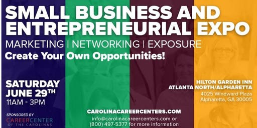 Small Business and Entrepreneurial Expo!!