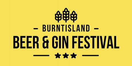 Burntisland Beer & Gin Festival tickets