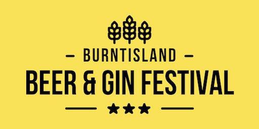 Burntisland Beer & Gin Festival