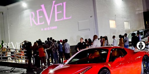 CELEBRITY SATURDAYS @ REVEL NIGHTCLUB! ATL'S #1 Celebrity Event @ the all New ATL Venue ---> REVEL Nightclub! RSVP NOW! (SWIRL)