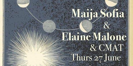 Maija Sofia & Elaine Malone in Workmans Vintage Room tickets