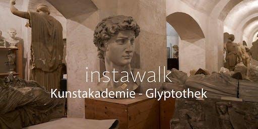 Instawalk Kunstakademie - Glyptothek