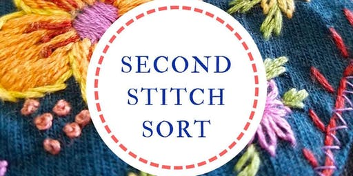 Second Stitch Sort