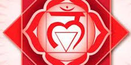 Connection to Self - Mixed Technique Root Chakra Workshop with  Scott Williamson tickets