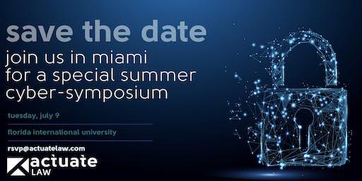 Super Summer Cyber-Symposium