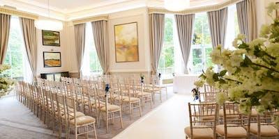 Oatlands  Park Hotel Wedding Show